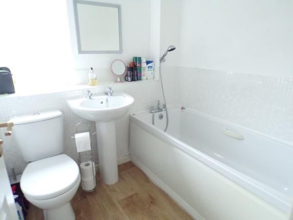 Bathroom of South Meadow Close, St. Crispin's, Duston, Northampton NN5