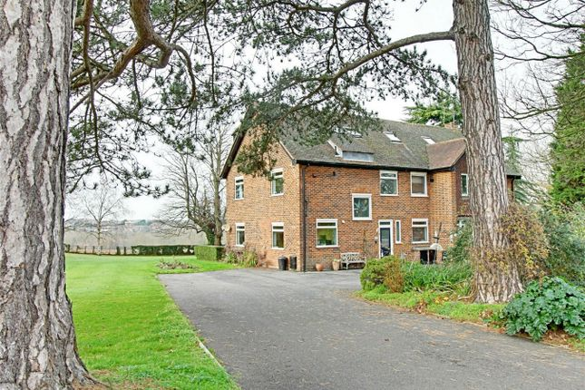 Thumbnail Semi-detached house for sale in Hatfield Heath Road, Sawbridgeworth, Hertfordshire