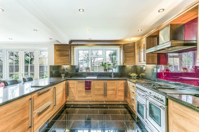Thumbnail Detached house for sale in Damson Lane, Solihull
