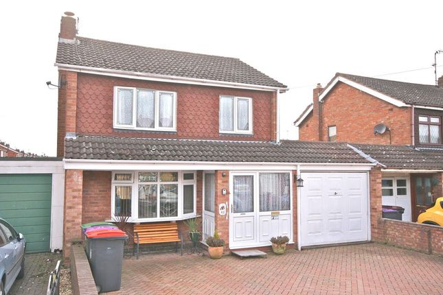 Thumbnail Detached house for sale in Viewlands Drive, Trench, Telford
