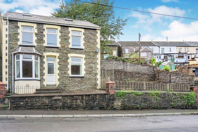 Thumbnail Detached house for sale in The Avenue, Pontygwaith