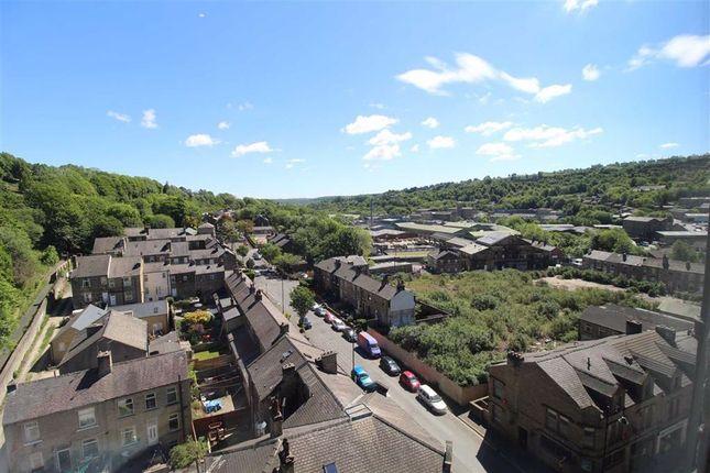 Thumbnail Flat for sale in Savile Court, Milnsbridge, Huddersfield