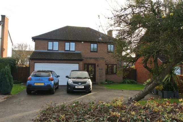 Thumbnail Detached house for sale in Brookfield Road, Churchdown, Gloucester