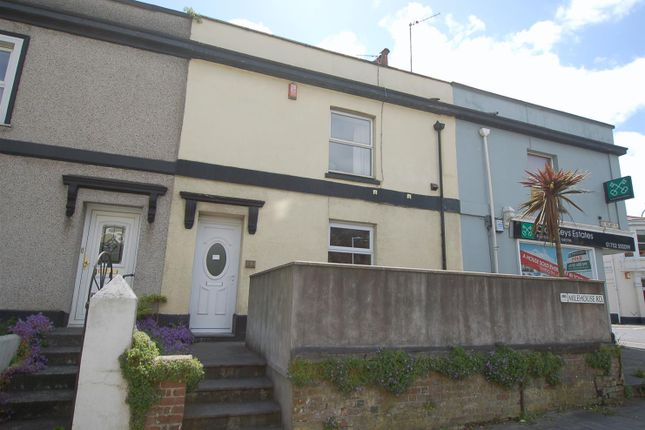 Thumbnail Maisonette for sale in Milehouse Road, Stoke, Plymouth
