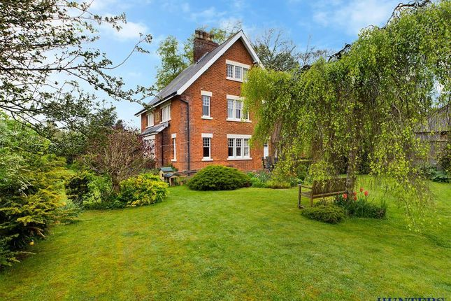 Thumbnail Detached house for sale in Foxcovert Farm, Huggate, Driffield