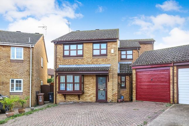 Thumbnail Detached house to rent in Boxfield Green, Stevenage