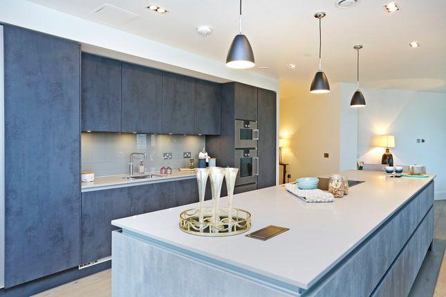 Kitchen of Donaldson Crescent, West End, Edinburgh EH12