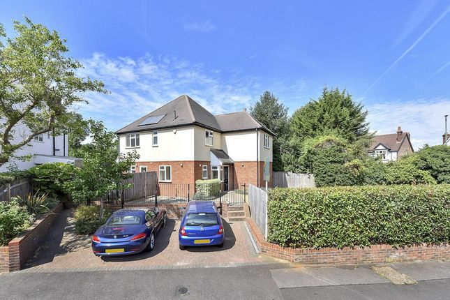 Thumbnail Detached house for sale in The Park, Carshalton
