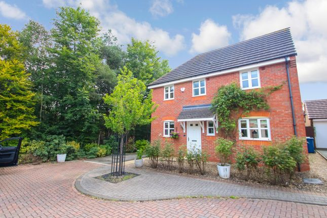 Thumbnail Detached house for sale in Gowan Close, Tamworth