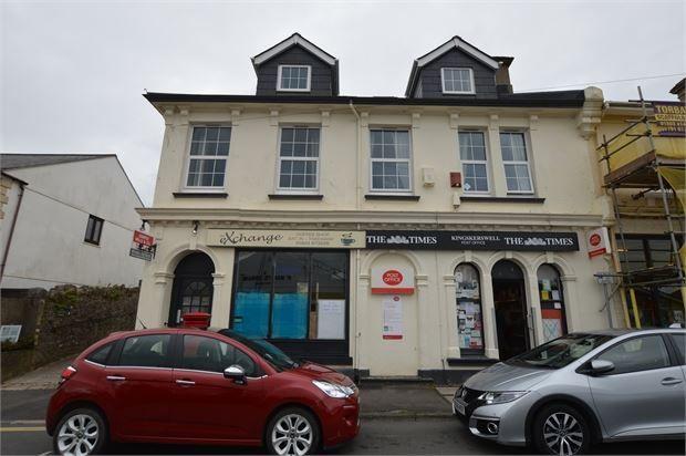 Thumbnail Maisonette to rent in Fore Street, Kingskerswell, Newton Abbot, Devon.