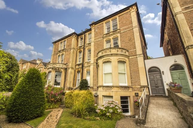 Thumbnail Flat for sale in Beaufort Road, Clifton, Bristol, Somerset