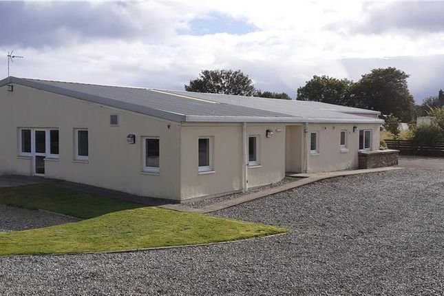 Thumbnail Office for sale in Units 5A/5B, Brora Industrial Estate, Brora, Caithness And Sutherland