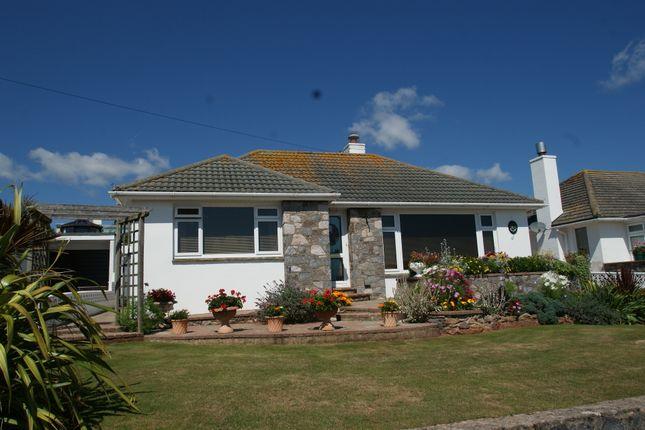 Thumbnail Detached bungalow for sale in Blue Waters Drive, Paignton