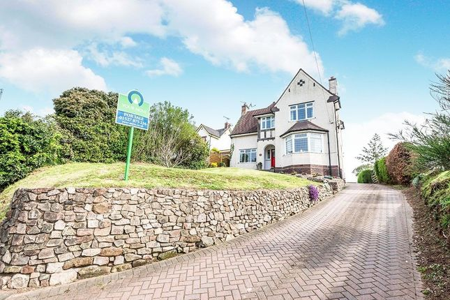 Thumbnail Detached house for sale in Stourbridge Road, Catshill, Bromsgrove