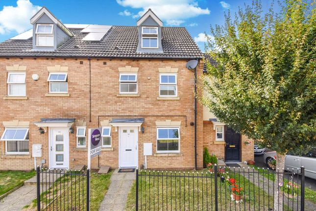 4 bed semi-detached house for sale in Bennett Road, Corby, Northamptonshire NN18