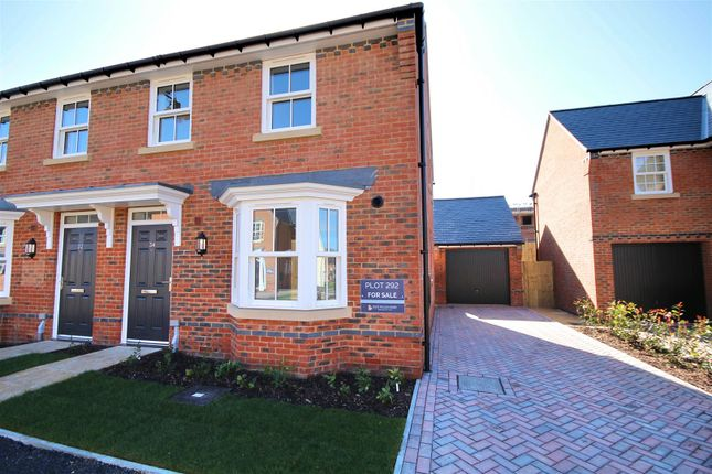 Thumbnail Semi-detached house to rent in Pakenham Road, Waterlooville