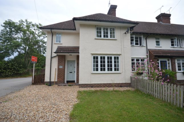 Thumbnail End terrace house to rent in Chapel House Lane, Puddington, Neston