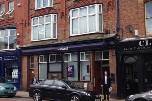 Thumbnail Retail premises for sale in 112, Victoria Road, Wallasey, Merseyside, UK