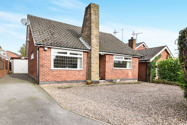 Detached bungalow for sale in Heanor Road, Denby Village, Ripley