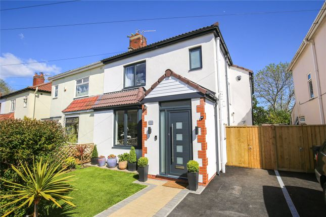 Thumbnail Semi-detached house for sale in Lakewood Road, Bristol