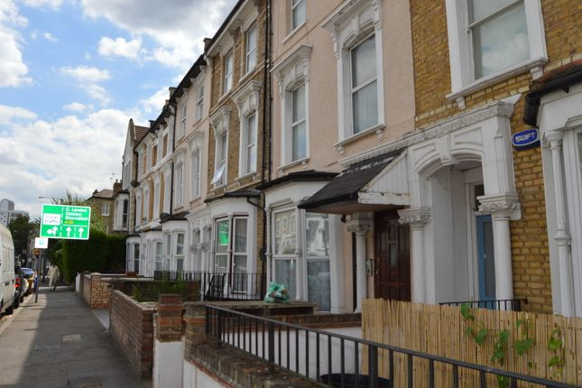 Thumbnail Flat to rent in Rectory Road, London