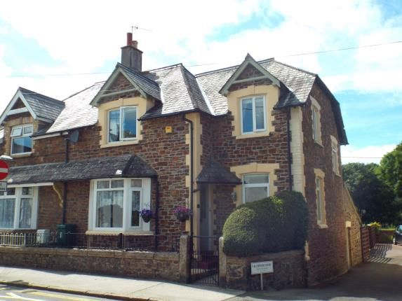 Thumbnail Semi-detached house for sale in Stepping Stone Gardens, North Street, Okehampton