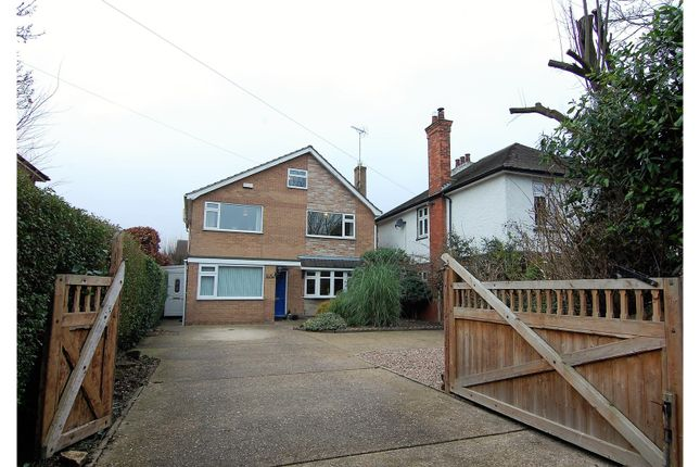 Thumbnail Detached house for sale in Melton Road, West Bridgford