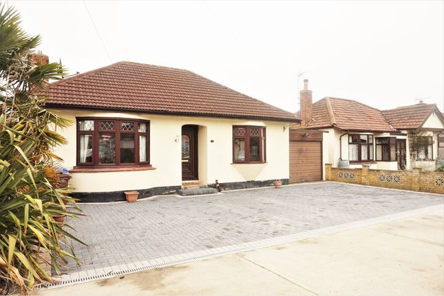 Thumbnail Detached bungalow for sale in Montfort Avenue, Stanford-Le-Hope