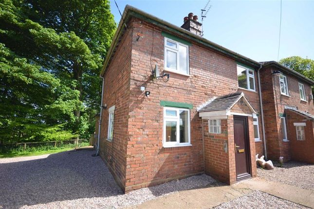 Thumbnail Semi-detached house to rent in Harley Thorn Lane, Beech, Stoke-On-Trent