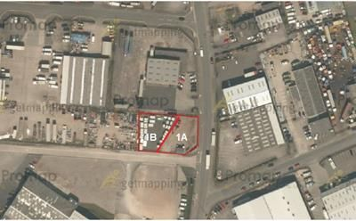 Thumbnail Land to let in Compound 1A City Park Trading Estate, Dewsbury Road, Fenton, Stoke On Trent, Staffs