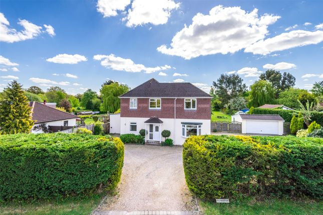 Thumbnail Detached house for sale in Lodge Lane, Redhill, Salfords, Surrey