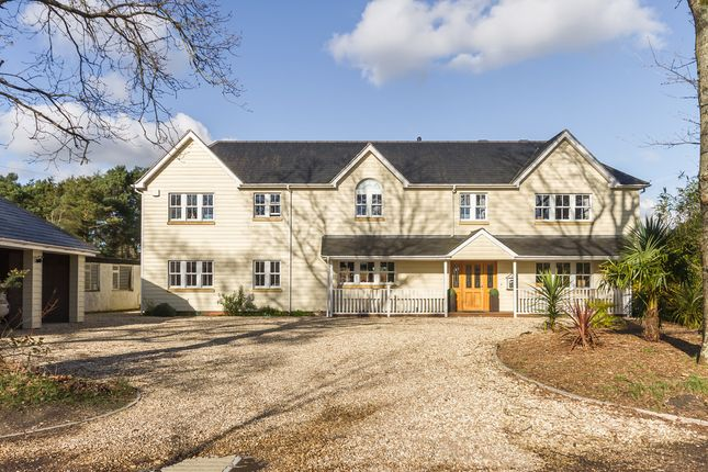 Thumbnail Detached house for sale in St Leonards, Ringwood, Hampshire