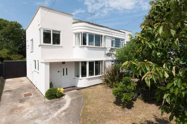Thumbnail Semi-detached house to rent in Gloucester Avenue, Cliftonville, Margate