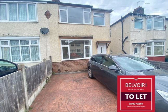 3 bed semi-detached house to rent in Waite Road, Willenhall WV13