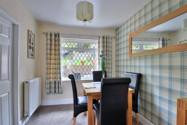 Dining Room of Southey Close, Littleborough OL15