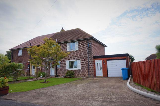 Thumbnail Semi-detached house for sale in Bank Lane, Preston