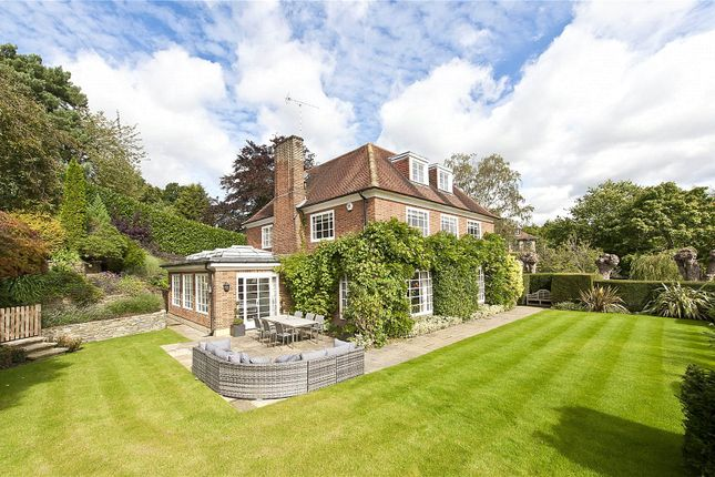 Thumbnail Detached house for sale in Clare Hill, Esher, Surrey