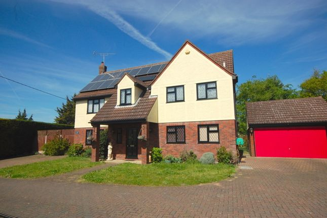 Thumbnail Detached house for sale in Goldhanger Road, Heybridge, Maldon
