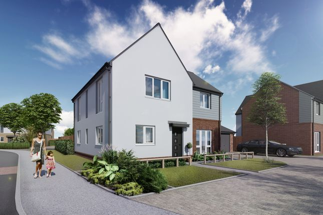 4 bed detached house for sale in The Stirling, North Sands, Hartlepool TS24