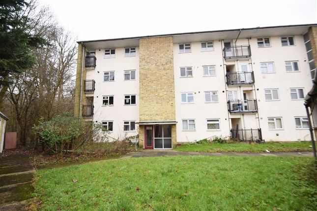 Thumbnail Flat for sale in Ladyshot, Harlow, Essex