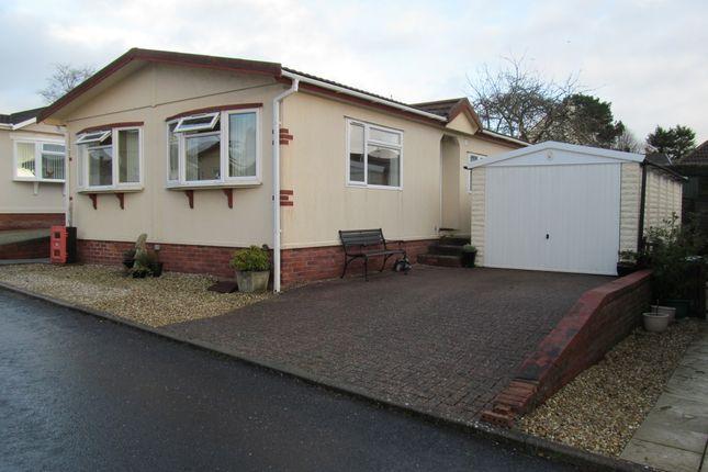 Thumbnail Mobile/park home for sale in Bickington Park (Ref: 5486), Bickington, Barnstaple, North Devon, 2Jl