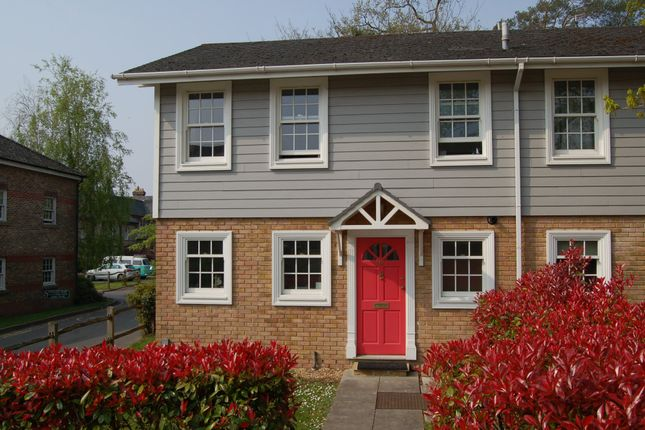 Thumbnail End terrace house to rent in The Willows, Haywards Heath