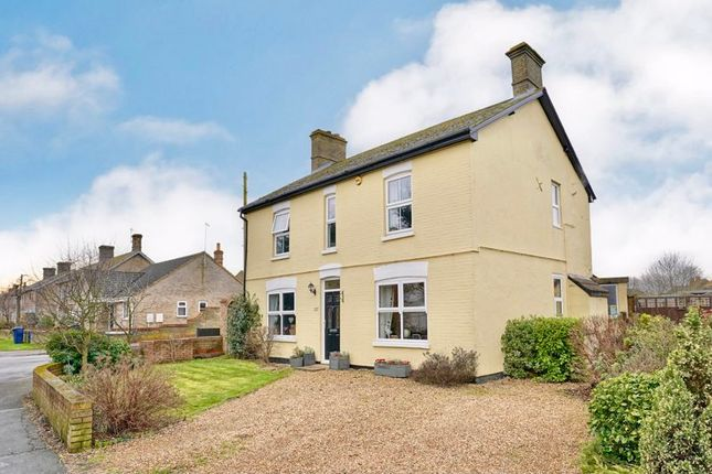 3 bed detached house for sale in Station Road, Warboys, Huntingdon PE28