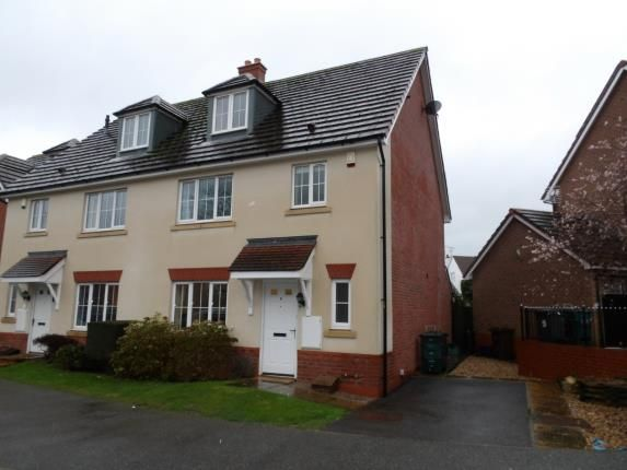 Thumbnail End terrace house for sale in Lon Pedr, Llandudno, Conwy