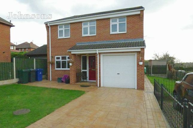 Thumbnail Detached house for sale in Farm Grange, Balby, Doncaster.