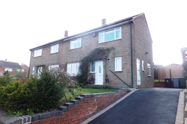 Thumbnail Semi-detached house for sale in Rugby Road, Rainworth