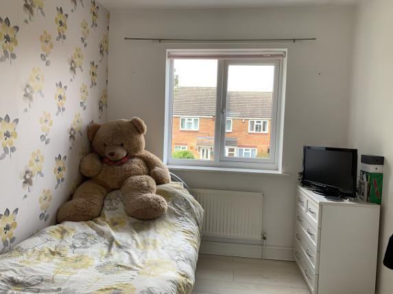 Bedroom Three of Honeycomb Way, Northfield, Birmingham, West Midlands B31