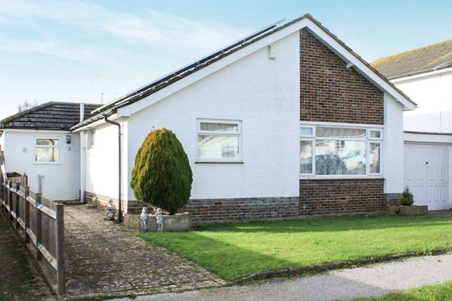 Thumbnail Detached bungalow for sale in Montfort Road, Westham, Pevensey