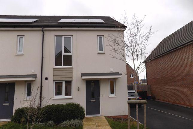 Thumbnail Property to rent in Baldwin Drive, Newport