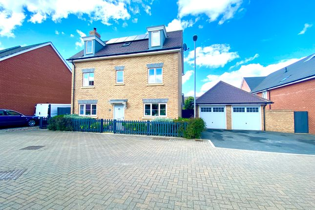 4 bed detached house for sale in Buckfast Close, Daventry NN11